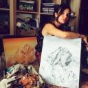 Maddalena  Signorile  vende quadri online